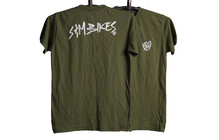 S&amp;M T-Shirt Pitched Army